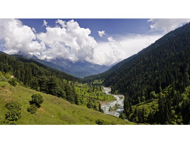 Pahalgam Valley image