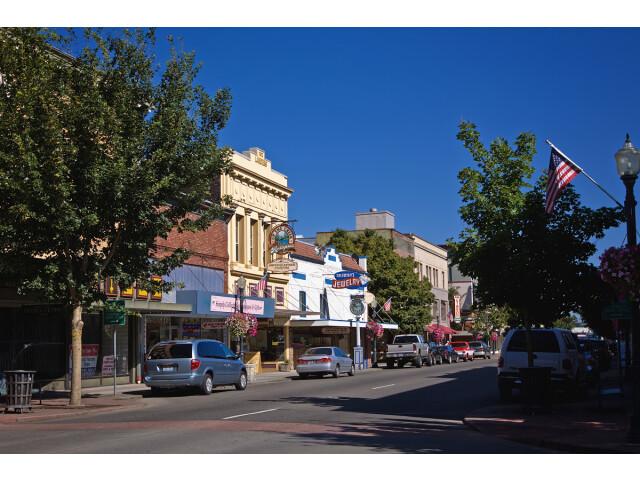 Centralia Downtown Historic District image