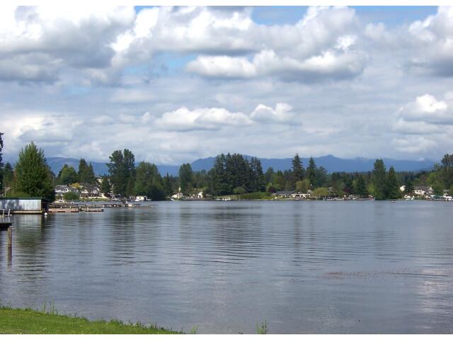 Lake Stevens northeast shore image