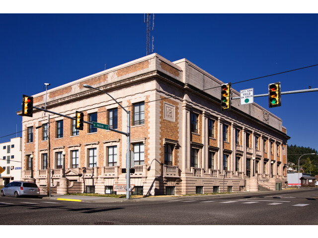 Lewis County Historic Courthouse image
