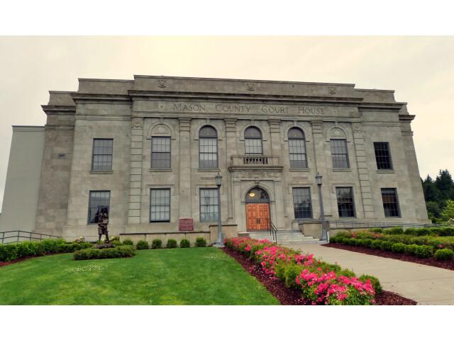 Mason County Courthouse - Shelton Washington image