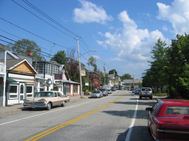 North Creek Main St image
