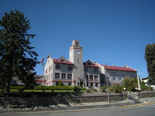 Okanogan County Courthouse 01 image