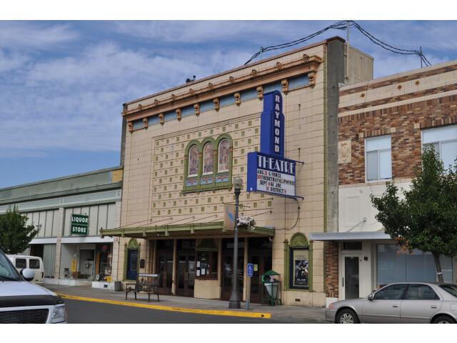 Raymond  WA - Raymond Theatre 01 image