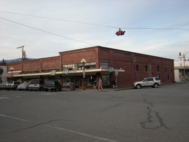Sedro-Woolley Small Planet Foods image