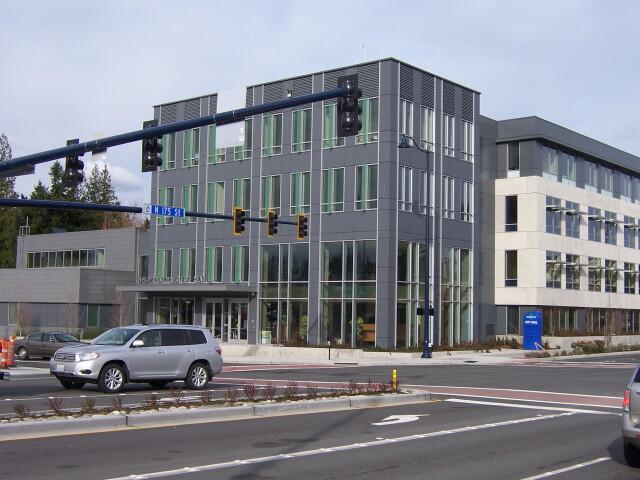 Shoreline  WA City Hall image