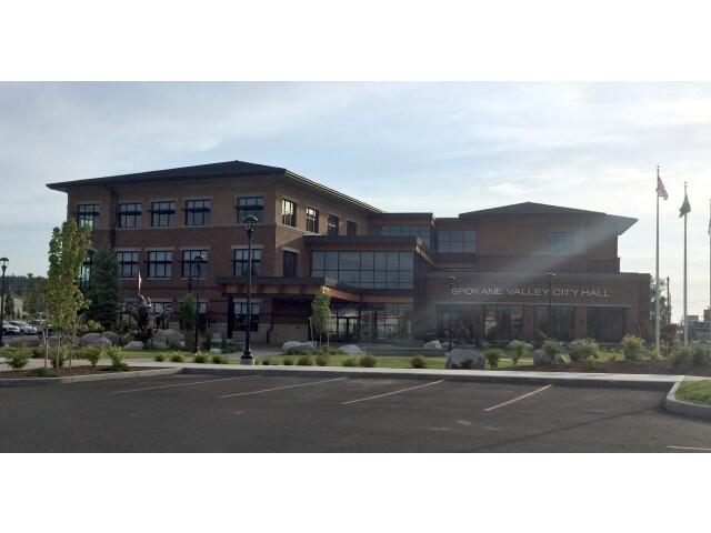 Spokane Valley City Hall image