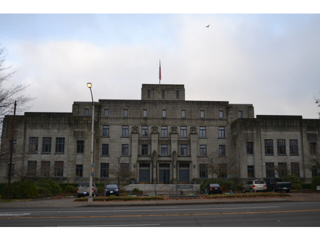 Thurston County Courthouse 'Olympia  Washington' image