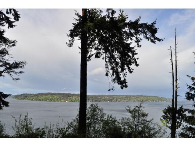 Vashon Island from Point Defiance Park 01 image