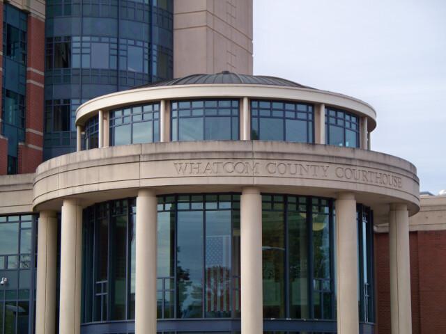 Whatcom County Courthouse - Bellingham  Washington image