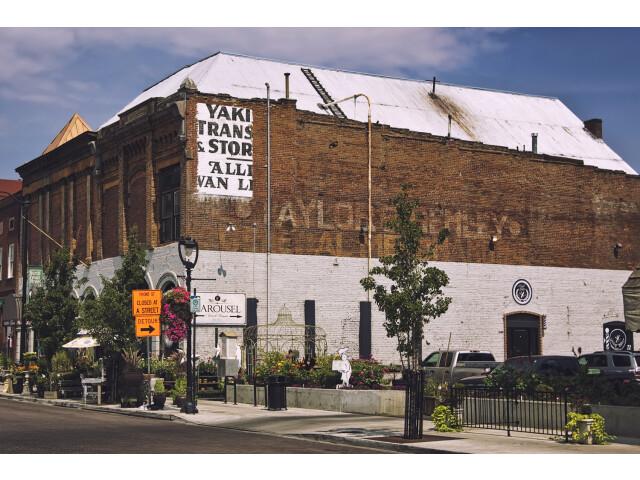 Old North Yakima Historic District %E2%80%94 005 %E2%80%94 Switzer%27s Opera House image