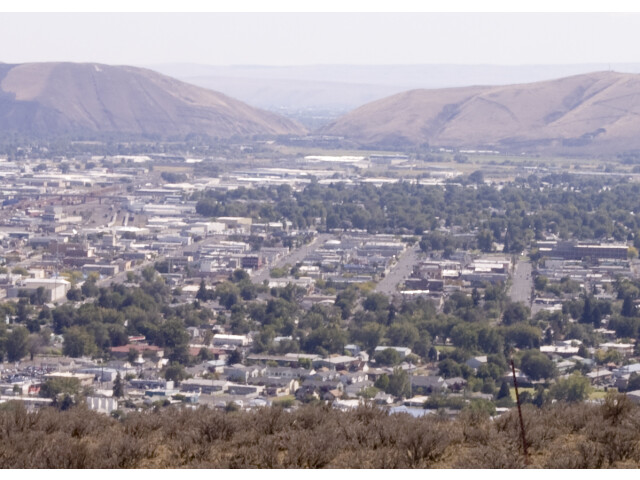 Yakima WA from Lookout Point image
