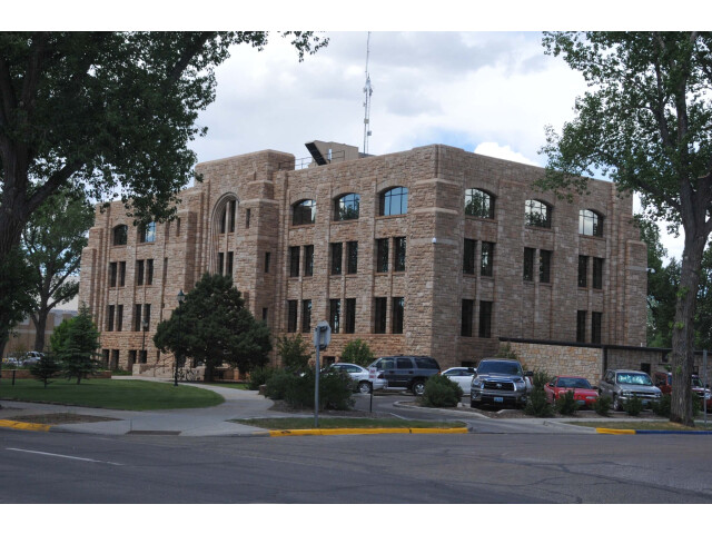 LARAMIE DOWNTOWN HISTORIC DISTRICT  ALBANY COUNTY WYOMING image