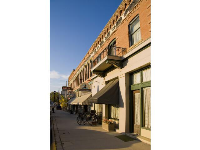 Buffalo Wyoming Occidental Hotel image