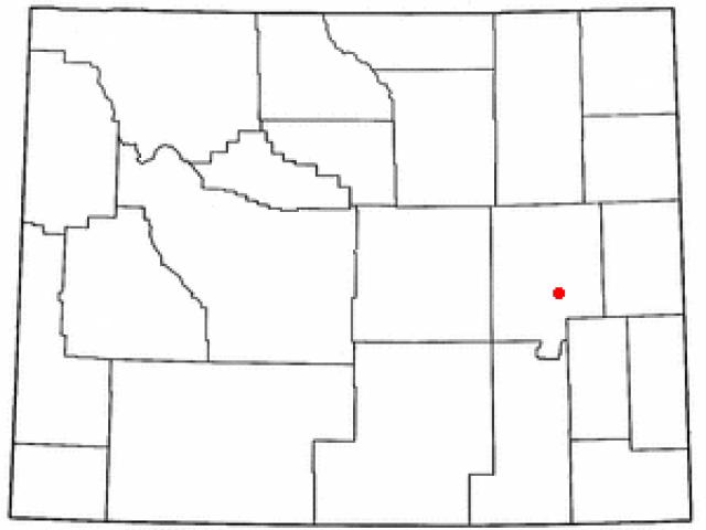Douglas locator map