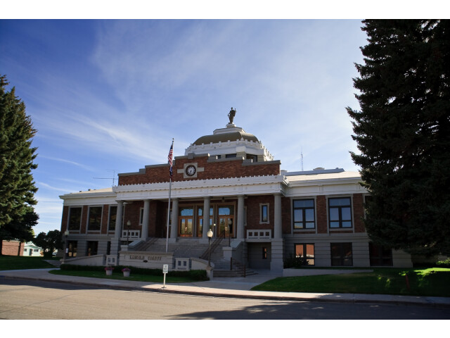 Kemmerer WY - Lincoln County Courthouse image