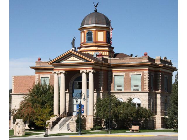 Weston County Courthouse Wyoming image