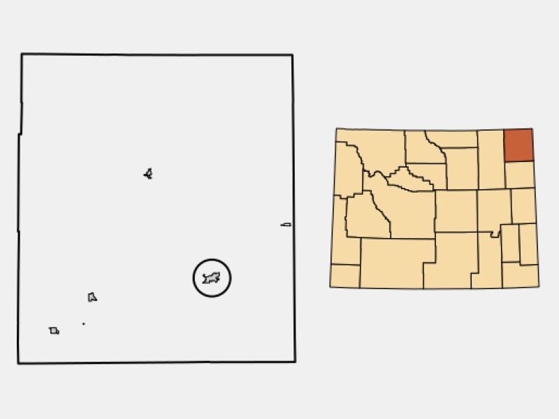 Sundance location map