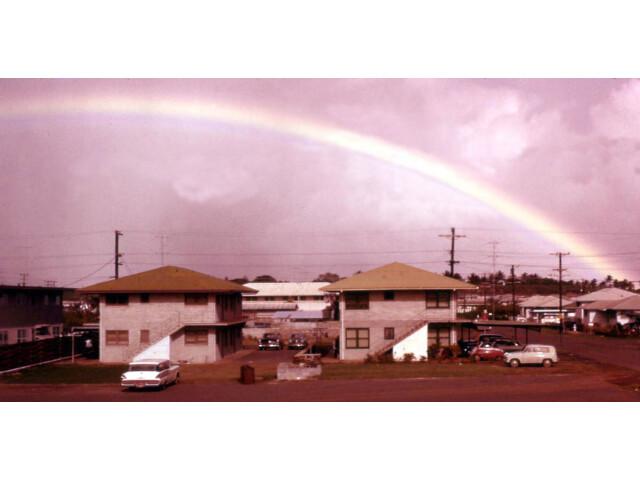 Rainbow over Waipahu %2758 Farrington Hwy image