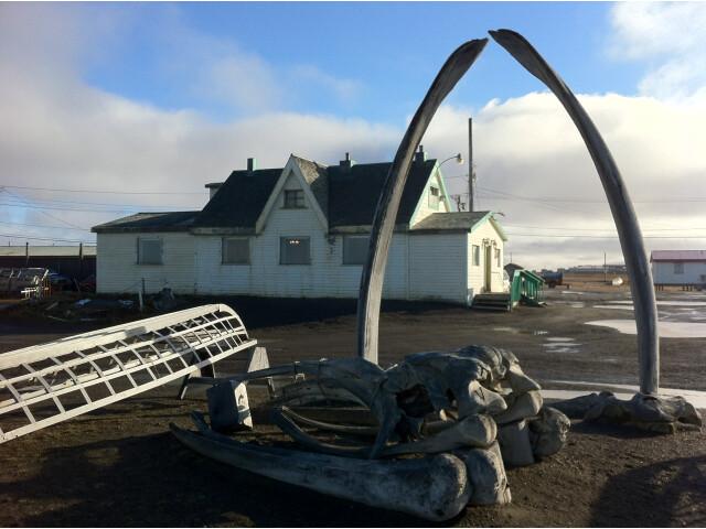 Point Barrow Refuge Station 2012 image