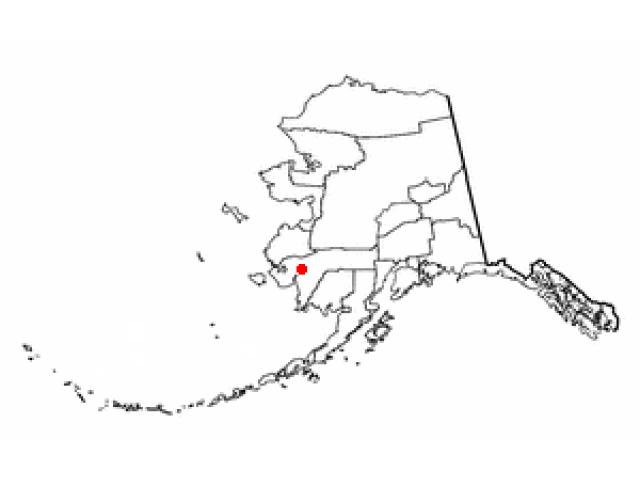 Bethel locator map