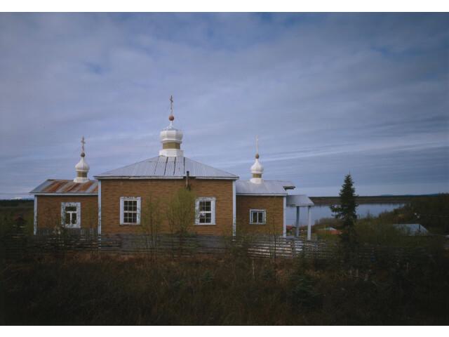 St. Sergius Chapel  Chuathbaluk  Alaska image