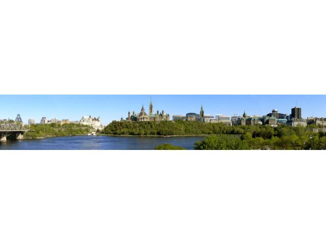 Canada Ottawa Panorama image