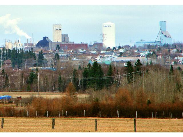 Timmins Ontario image