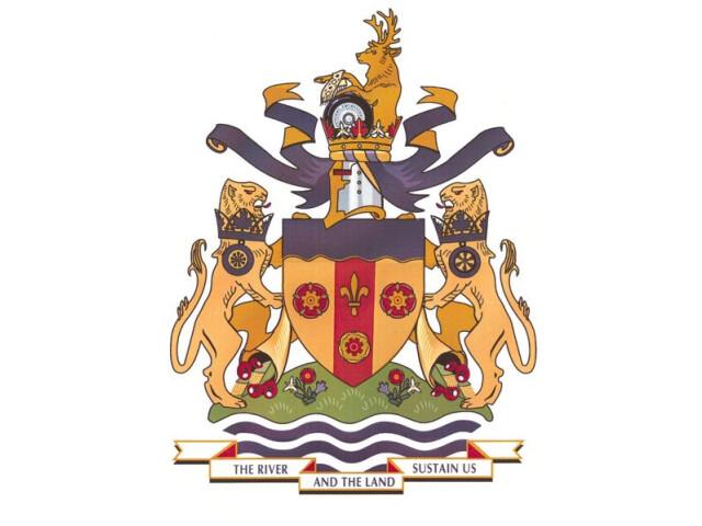 Wappen von Windsor O in Kanada coat of arms image