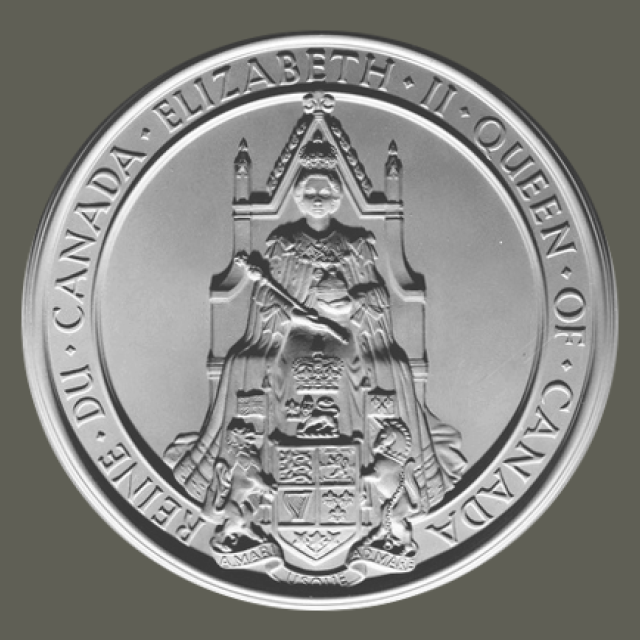 Great Seal of Canada seal image