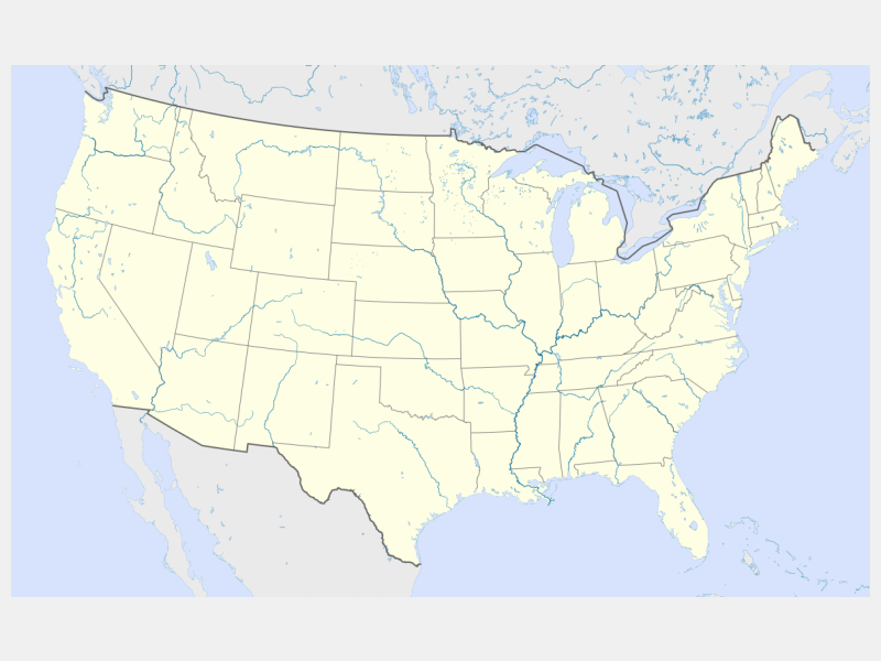 Usa edcp location map location map
