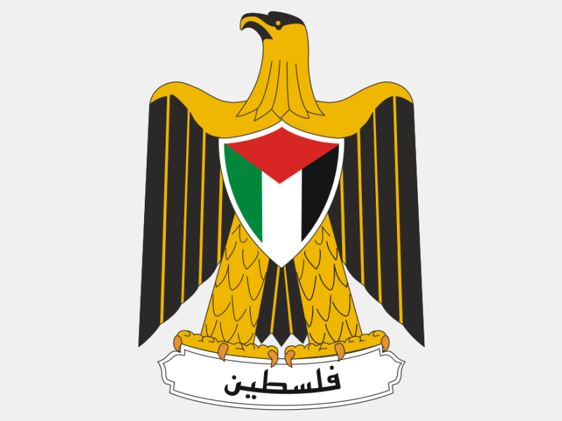 Coat of arms of Palestine coat of arms image