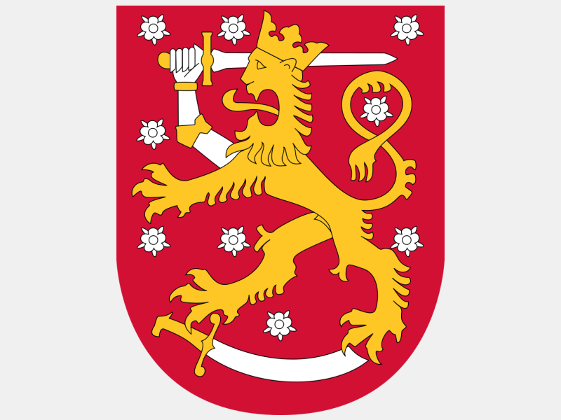 Coat of arms of Finland coat of arms image