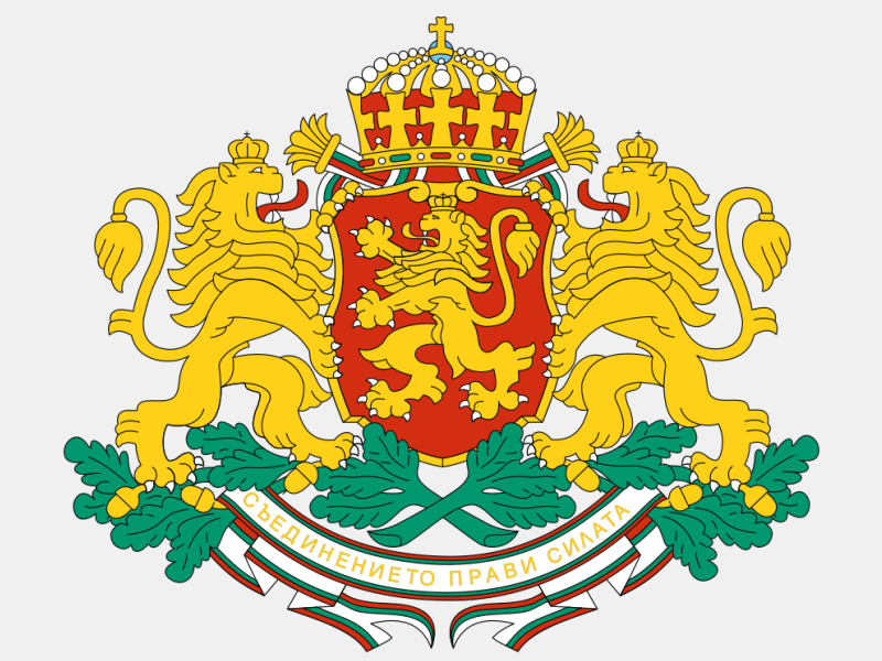 Coat of arms of Bulgaria coat of arms image