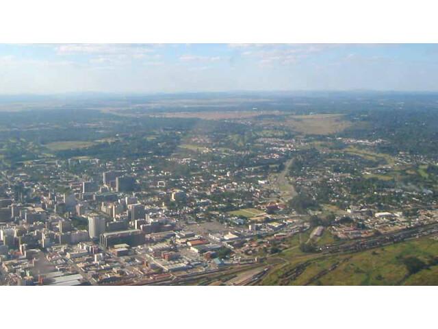 Harare skyline image