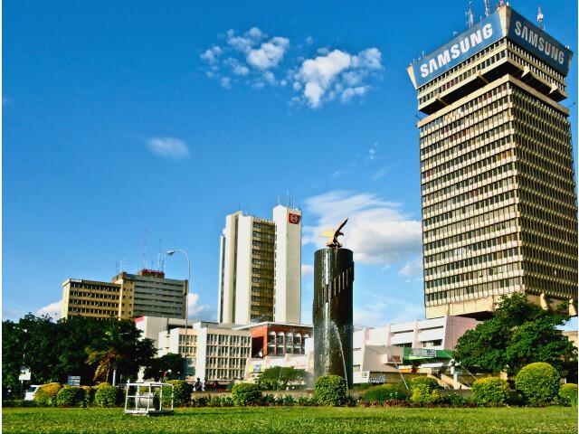 Downtown Lusaka image