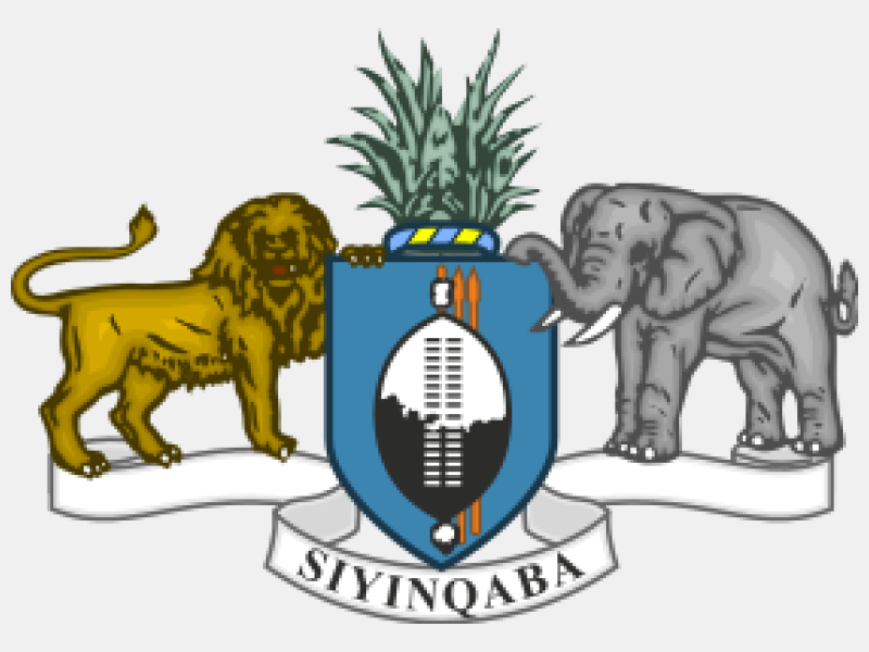 Coat of arms of Eswatini coat of arms image